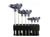 Power Handle Hex Key Set  (Steel Rack + Color Box) manufacturer & Supplier